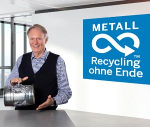 Recycling von Weißblech: ein Kreislauf, so rund wie das PartyKEG!