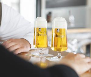 Partyfass zur EM: Bitburger setzt auf Fußball und Fassbier@home!
