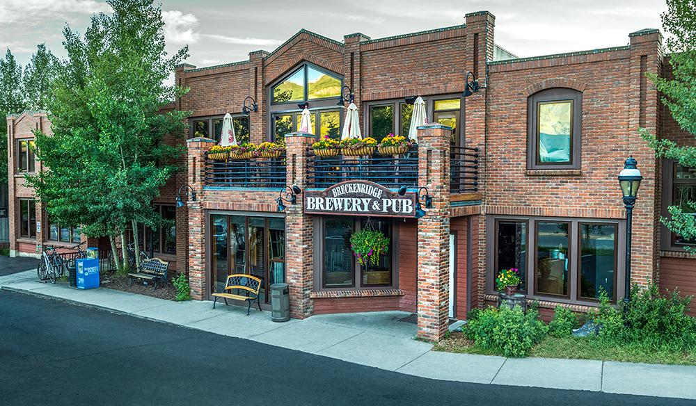 Breckenridge Brewery in Colorado