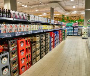 Getränkemärkte sind Corona Gewinner