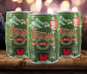 Christmas Ale im Partyfass: Weihnachten mit der Breckenridge Brewery!