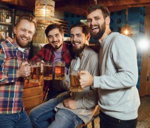 Bier zapfen Blog HUBER