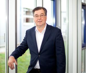 Der Diplomat im HUBER Vertriebsteam: Peter Reiter stellt sich vor!