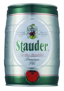 MiniKEG Envases Stauder Brauerei