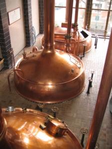 Sudhaus Stauder Brauerei