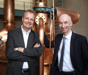 Geschäftsführer Stauder Brauerei