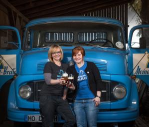 Brauerei Meinel: Frauenpower am Sudkessel